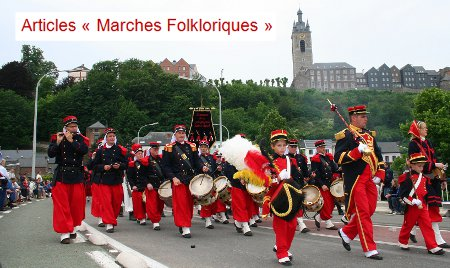 logo marches folkloriques