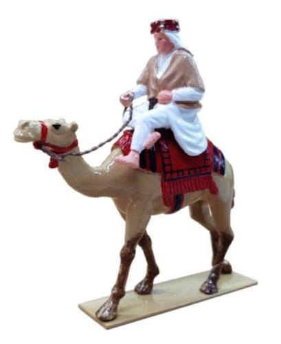 1303 - Lawrence of Arabia (Lawrence d'Arabie) Mounted on a Camel