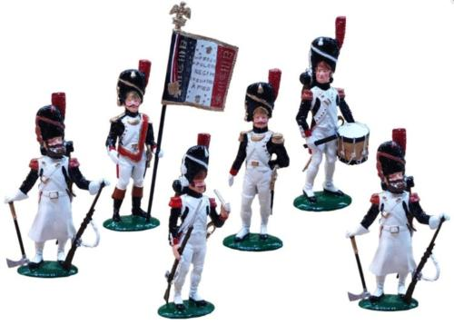 2020 Christmas set Garde Grenadiers Full Dress 1804-1815 - The French Army