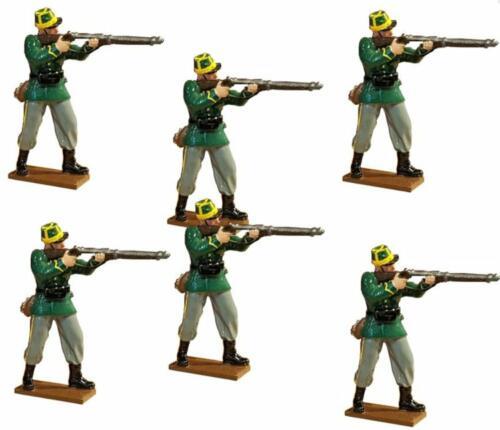 837 - 1st Belgium Carabiniers Standing Firing - EN STOCK
