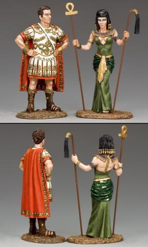 AE-S01 - Mark Antony and Cleopatra Set