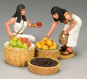 AE044 - Fruit Seller Set