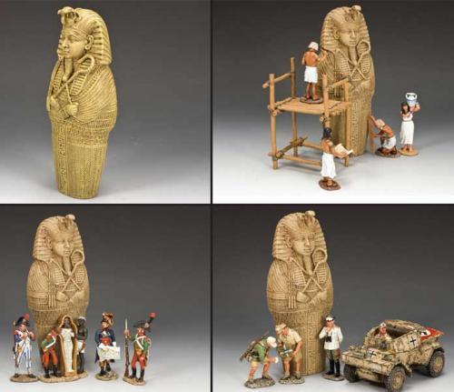 AE047 - The Mummys Statue