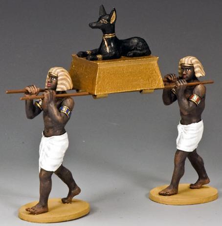 AE048 - The Anubis Set - article épuisé mais 1 dernier set en stock