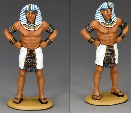 AE055 - The Standing Pharaoh