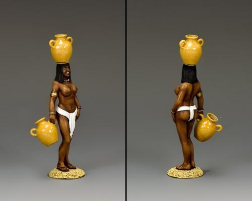 AE073 - The Nubian Water Carrier