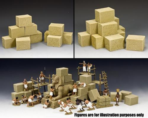 AE078 - Egyptien Sandstone Block Set