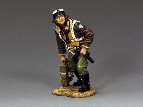 AF015 - Captain Donal J. Strait
