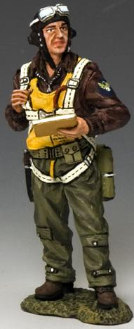 AF020 - Pilot with Map