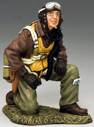 AF022 - Kneeling Pilot