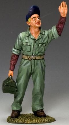 AF026 -  Standing Mechanic