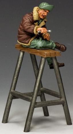 AF027 - Sitting Mechanic