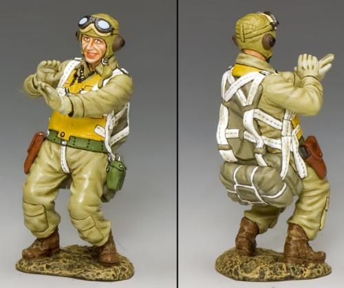 AF034 - lieutenant John Bolt USMC (later Lieutenant Colonel)