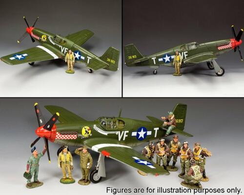 AF043 - Capt. Don Gentile's P51B Mustang Shangri La