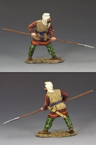 AG021 - Persian Warrior with Spear