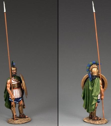 AG026 - Standing Hoplite