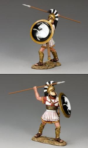 AG036 - Hoplite Throwing Spear
