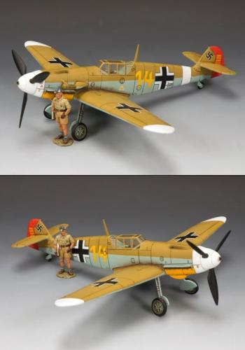 AK071(SL) - BF109 Marseille