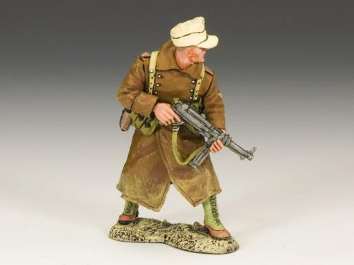 AK078 - AK Officer with Schmeisser