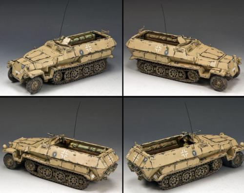 AK093 - Sd.Kfz.251 Halftrack