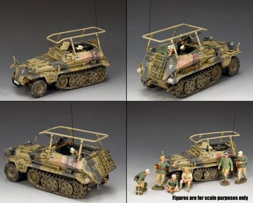AK107 - Rommel s ADLER Command Vehicle