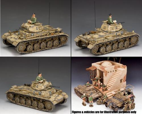 AK113 - Panzer II Ausf B