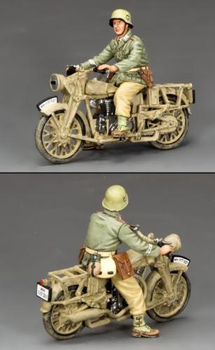 AK114 - Afrika Korps Motorcycle