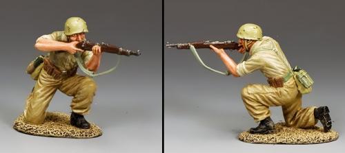 AK122 - Kneeling Firing