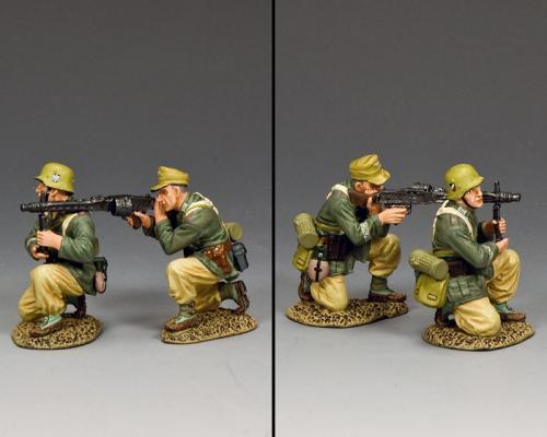 AK129 - MG42 Gun Support