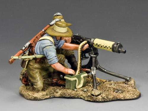 AL032 - Australian Machine Gun Set