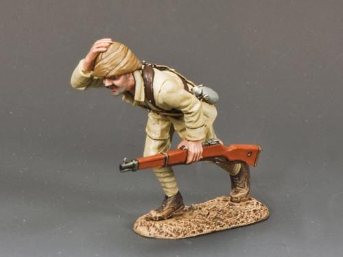 AL035 - Turkish Soldier Running
