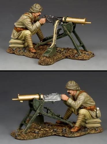 AL083 - Turkish Machine Gunner