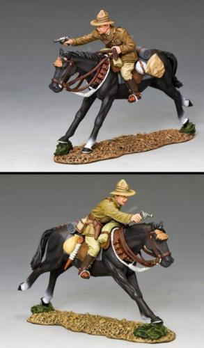 AL086 - New Zealand Mounted Rifles Officer