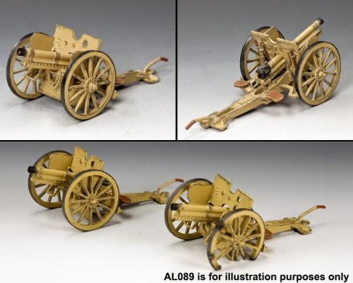 AL088 - Turkish 70 mm Field Gun