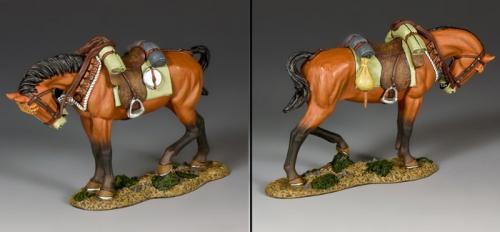 AL100 - Standing Horse N° 1