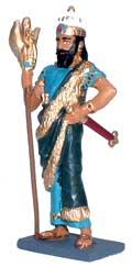 Assyrian Nabuchodonosor - pas de stock