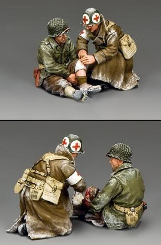 BBA078 - Sitting Wounded Set