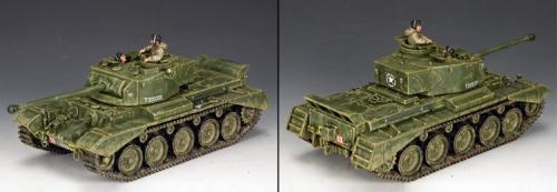 BBB001 - The British Comet Tank