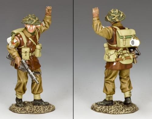 BBB007 - British Soldier STOP