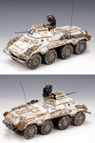 BBG048 - Sd. Kfz. 234-1 Schwerer Panzerspahwagen