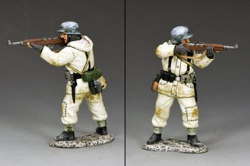 BBG078 - Standing Firing Rifle