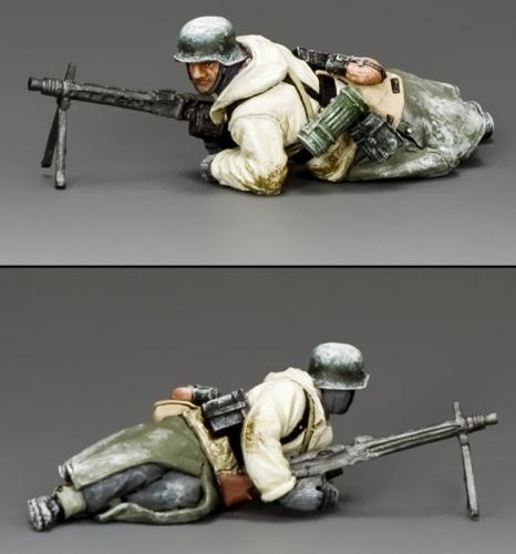 BBG092 - German Prone MG42 Gunner
