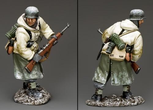 BBG093 - German Soldier What's that