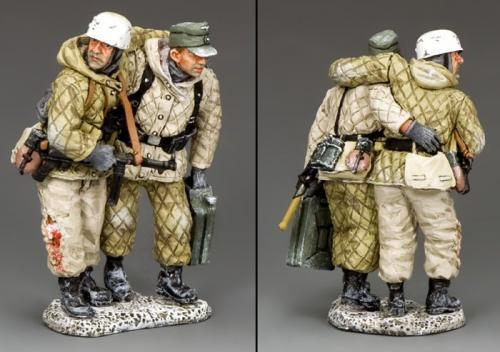 BBG109 - Fallschirmjäger, Falling Back