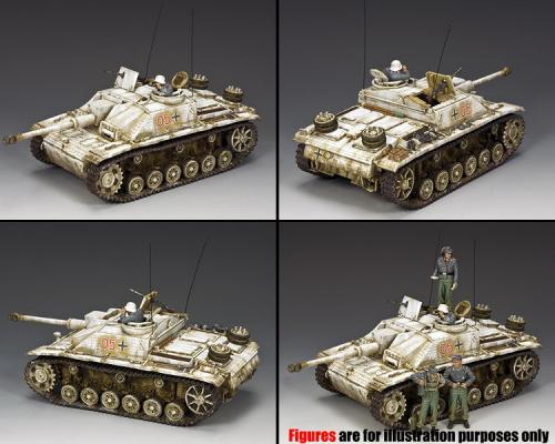 BBG118 - The Winter Stug III - disponible début mai