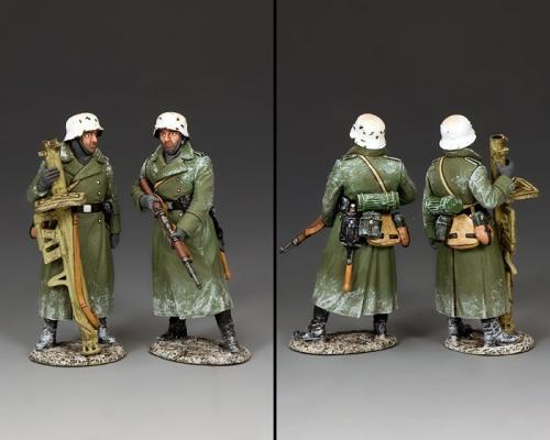 BBG122 - The panzerschreck Team
