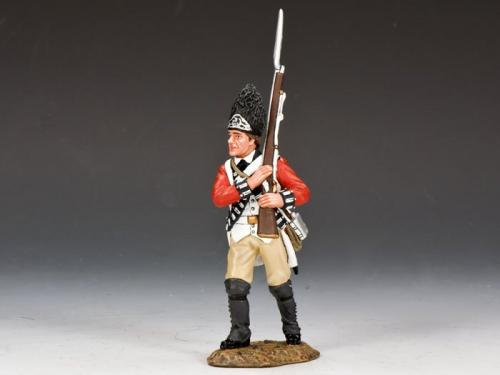 BR087 - British Marching Fusilier