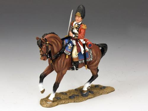 BR090 - Mounted Fusilier Officer