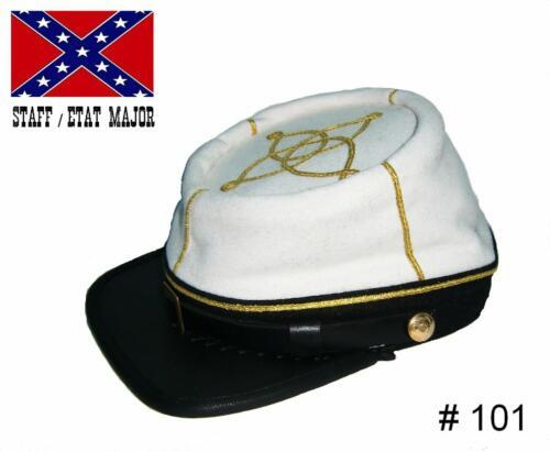 BT101 - Confederate Lieutenant & Sous-lieutenant : Staff (Etat-Major) - EN STOCK (taille M & L)