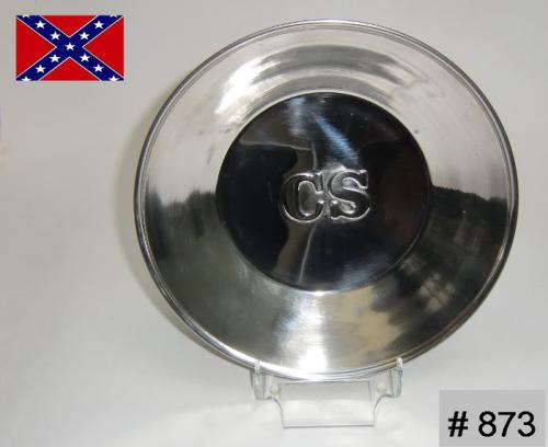 BT873 - Assiètte profonde impression CS - CS Bowl - EN STOCK